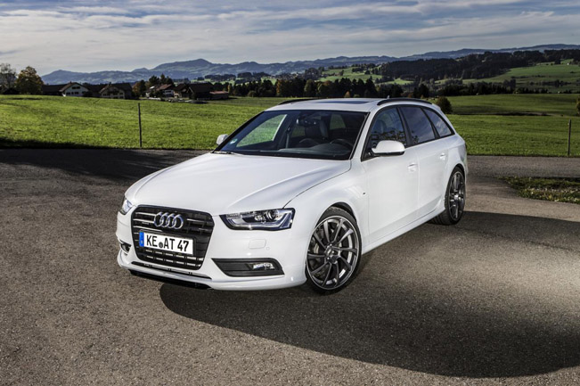 ABT AS4 02 Power, prestige and performance – ABT AS4 and AS4 Avant