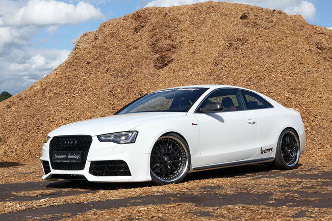 Senner Tuning Audi S5 651 RS5 Styling for the Audi S5   from Senner Tuning