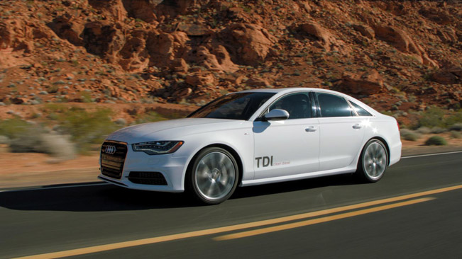 a6 Audi to introduce four new TDI clean diesel models to the U.S. Market at the L.A. Auto Show