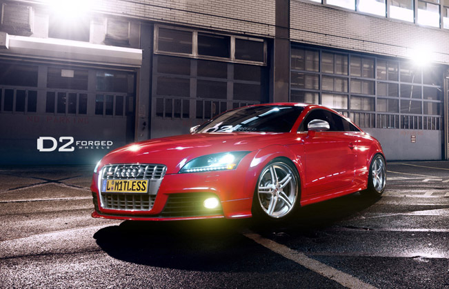 d2forged audi tt s xl3 01 D2Forged Audi TT S XL3