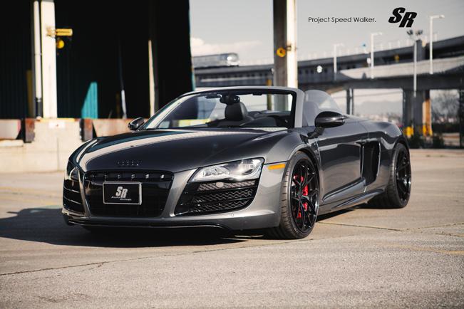 sr auto audi r8 spyder 02 SR Auto Audi R8 Spyder
