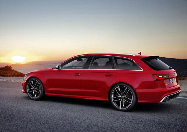 2014 Audi RS6 Avant 04 2014 Audi RS6 Avant