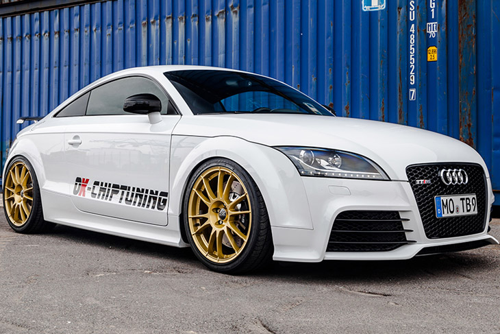 ok chiptuning audi tt rs plus tt OK Chiptuning Audi TT RS Plus