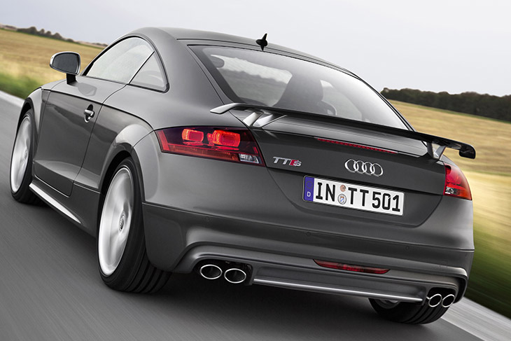 2015 audi tts competition t2 A History of  Audi TT