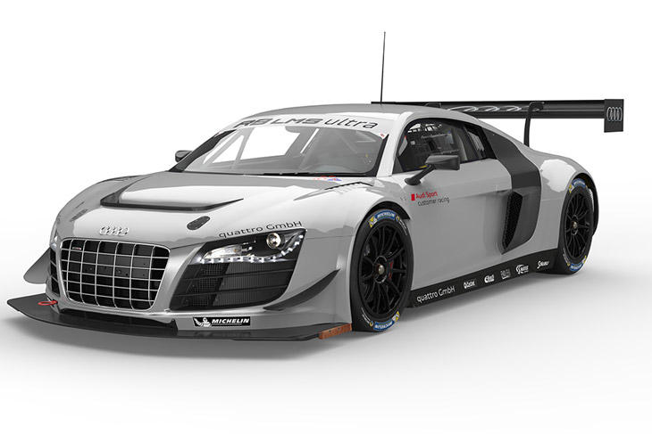 Audi R8 LMS Ultra tt Audi R8 LMS Ultra at the Nurburgring
