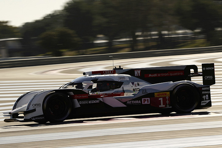 Audi R8 e Tron Quattro Improved Ergonomics for Audi WEC Drivers