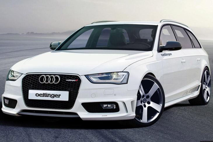 Oettinger Audi A4 Sport Latest Audi News