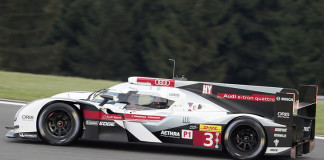 Audi R18 e-Tron Quattro - New Aerodynamics for Le Mans