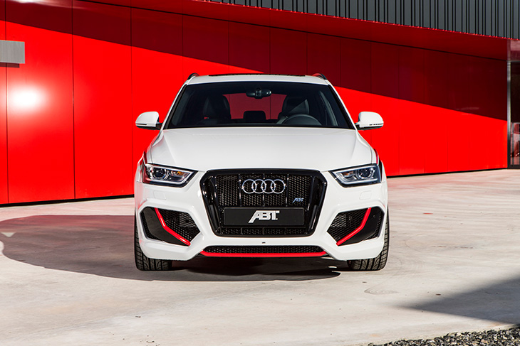 ABT Audi RS Q3 2014 Front A Sporty 410 Horse Carriage – The ABT RS Q3
