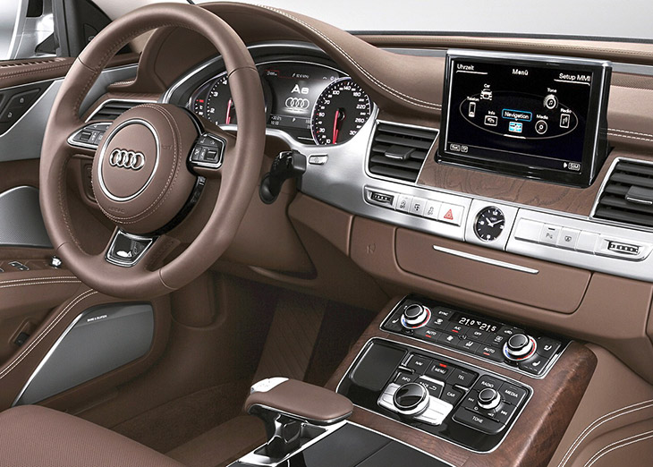 Audi Apple CarPlay Audi Will Bring Apple CarPlay to New Models