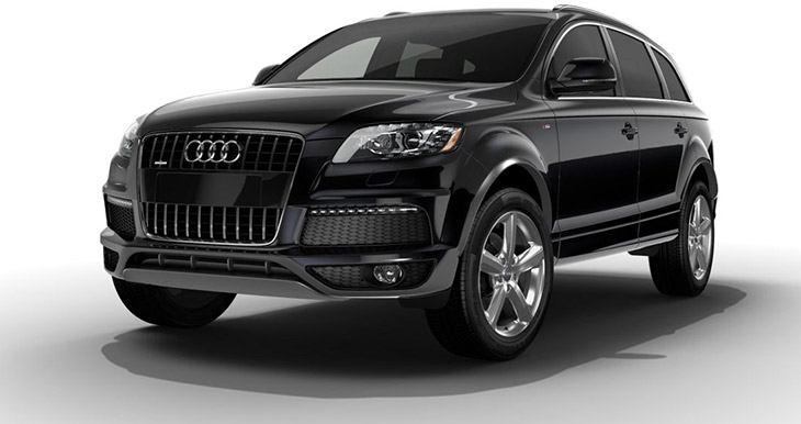 Audi Q7 Total Quality Awards 2014 Audi Tops 2014 Total Quality Awards™ by Strategic Vision