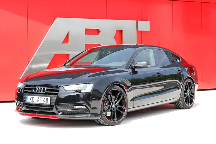 ABT Audi AS5 Dark 2014 wallpaper The New ABT AS5 DARK