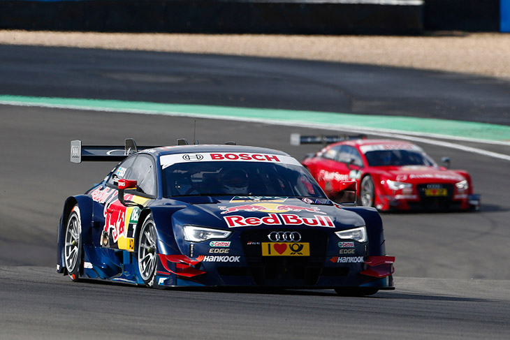 Audi Banks on Strong Teamwork at Lausitz Audi Banks on Strong Teamwork at Lausitz