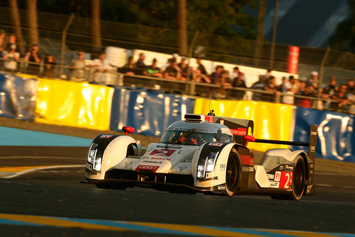 Thanks to its 13th Le Mans success Audi reduced the gap  Audi at Austin: Sights are Set on Repeating Last Year's Victory