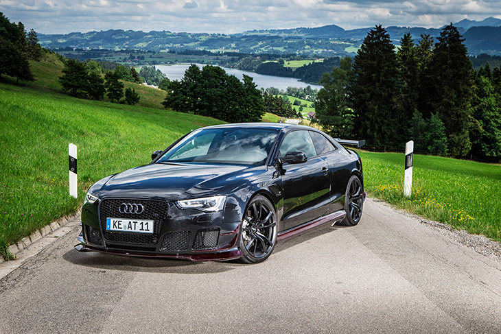 ABT Audi RS5 R 2015 Front Angle Martial, Bavarian, Simply Good – The ABT RS5 R, Speeding Along With 290 km/h