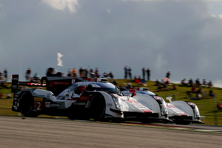 Audi Competes in Japan as WEC leader of The Standings Audi Competes in Japan as WEC leader of The Standings