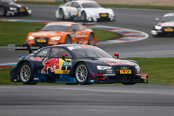 Audi Drivers Fired Up for DTM Finale Audi Drivers Fired Up for DTM Finale