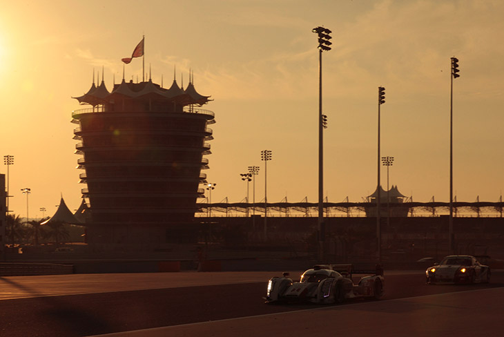 Audi Ready for Challenges in Bahrain Audi Ready for Challenges in Bahrain