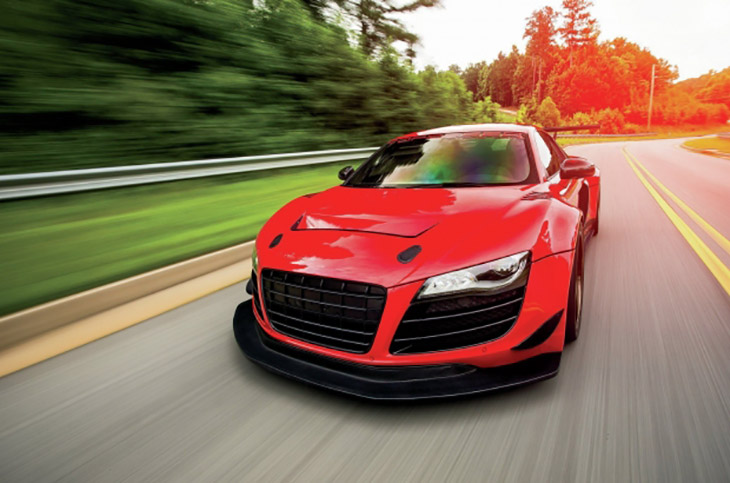 Super Street Magazine and the Topspeed Motorsports Audi R8 Super Street Magazine and the Topspeed Motorsports Audi R8