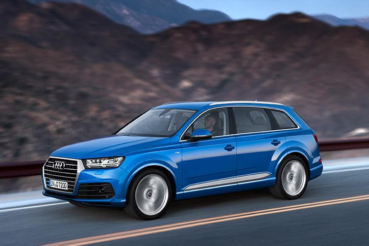 Audi Q7 2016 Dynamic The New Audi Q7   Sportiness, Efficiency, Premium Comfort
