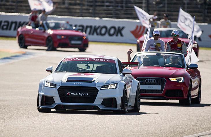 Audi Sport TT Cup Audi Sport TT Cup: 100 Days Until the Start