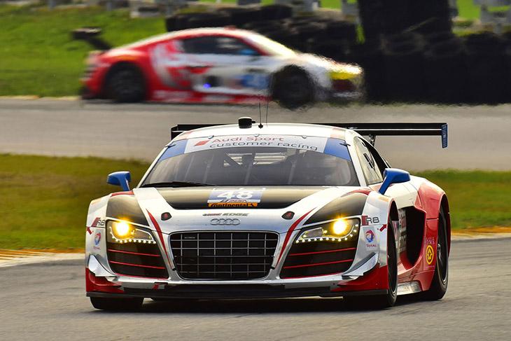 Season starts for Audi at Daytona Season Starts for Audi at Daytona