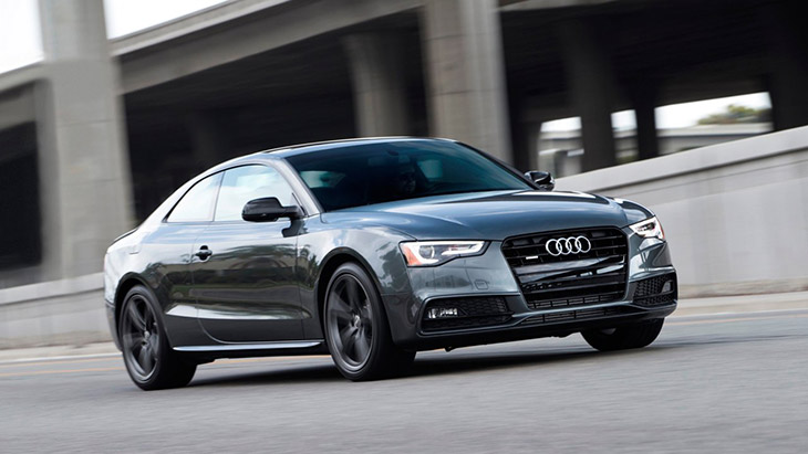 2015 Audi A5 Front Angle