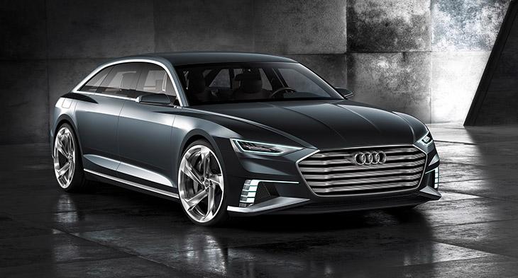 2015 Audi Prologue Avant Concept Front Angle