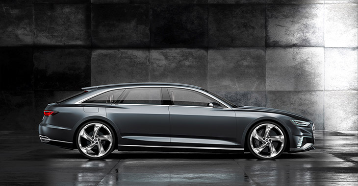 2015 Audi Prologue Avant Concept Side