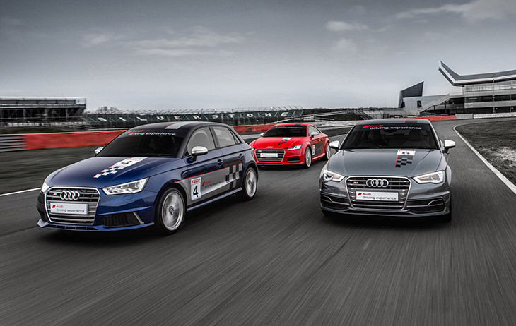 2015 Audi Driving Experience Silverstone Dynamic