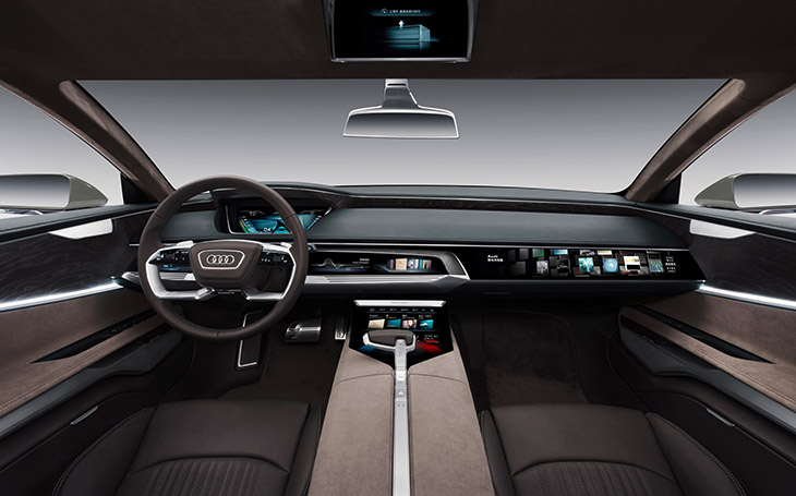 2016 Audi Prologue Allroad Concept Interior