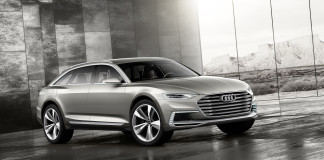 Audi Prologue Allroad Concept