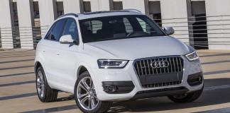 2015 Audi Q3 Front Angle