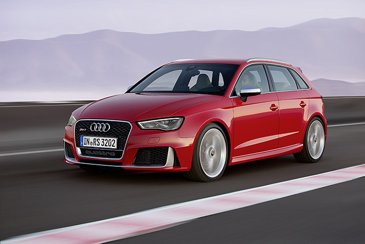 Audi 2.5 TFSI - International Engine of the Year for Sixth Time