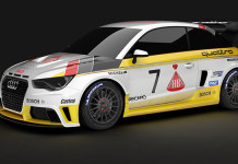 Audi A1 Quattro Group B by MTM