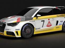 Audi A1 Quattro Group B by MTM