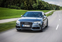 ABT Sportsline Pushes Audi S3 Limo to 400 HP