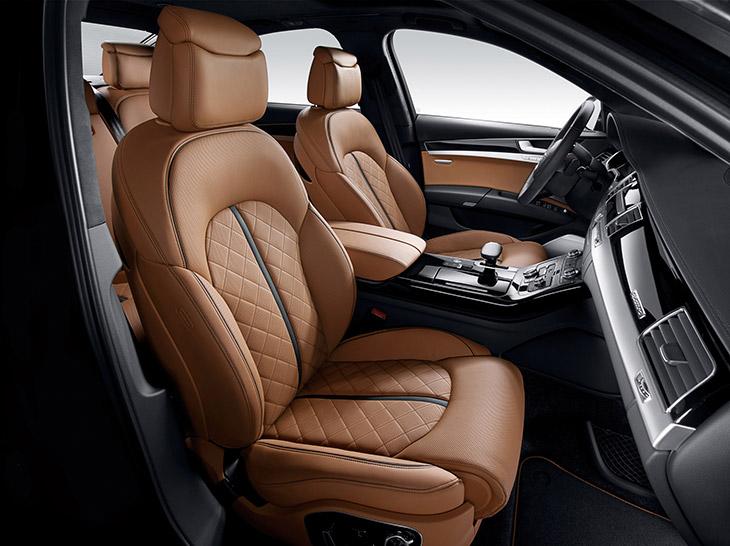 2015 Audi A8 Edition 21 Interior