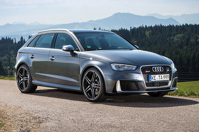 ABT Sportsline with 430 hp for the new Audi RS3