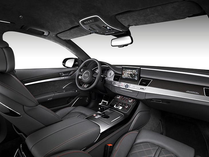2016 Audi A8 plus Interior