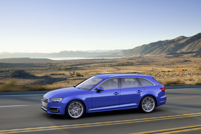 Efficient and Packed With High Tech - Orders Now Being Taken for New Audi A4