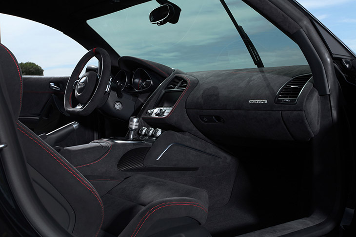 2015 Recon MC8 Audi R8 V10 Interior