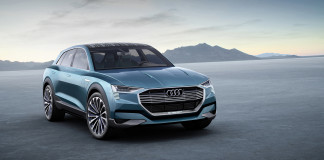Audi e-tron Quattro Concept - Electric Driving Pleasure with no Compromises