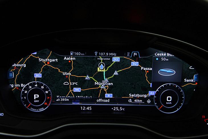 2016 Audi A4 Navigation