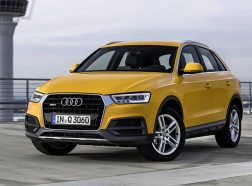 2016 Audi Q3 Mango Yellow