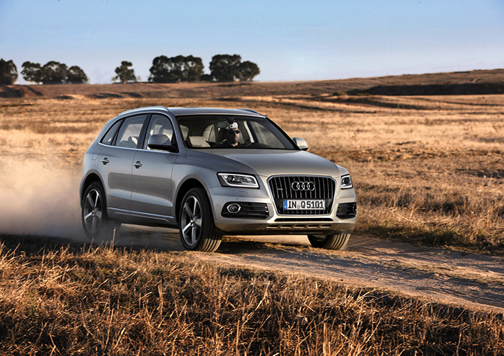 Audi with record-breaking sales in August