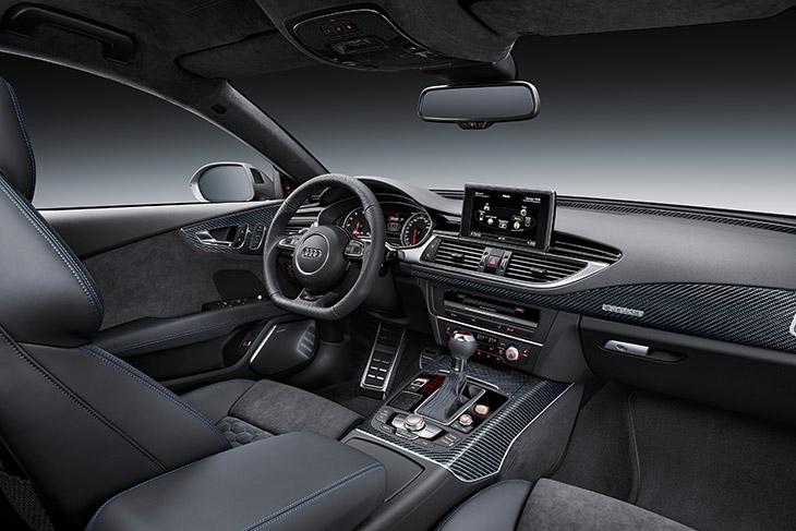 2016 Audi RS7 Sportback performance Interior