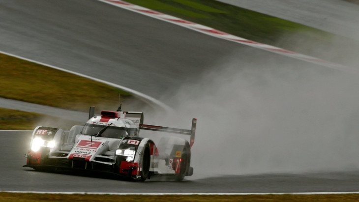 Sixth podium place in succession for Fassler-Lotterer-Treluyer