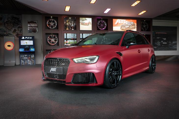 2015 ABT Audi RS3 450 Individual Front Angle