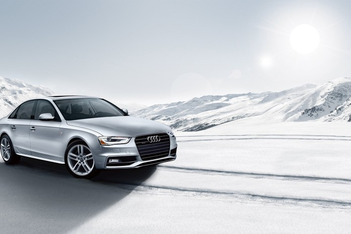 Season of Audi year-end sales event includes special edition A3 and A4